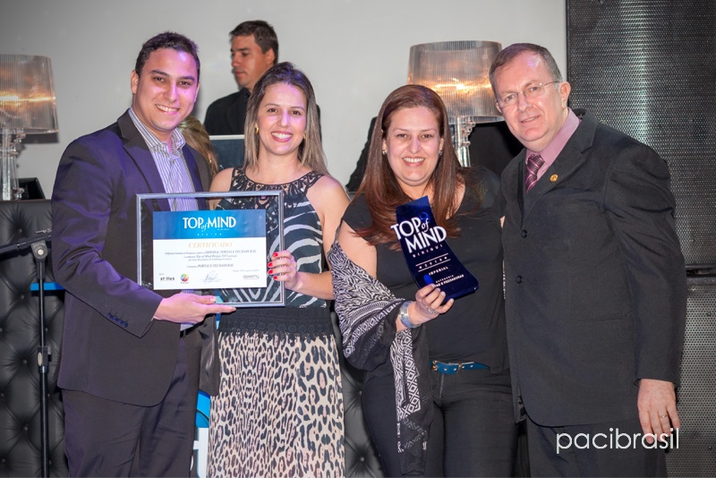 Somos TOP OF MIND 2015!