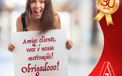 Semana do cliente na Imperial! Descontos Incríveis!